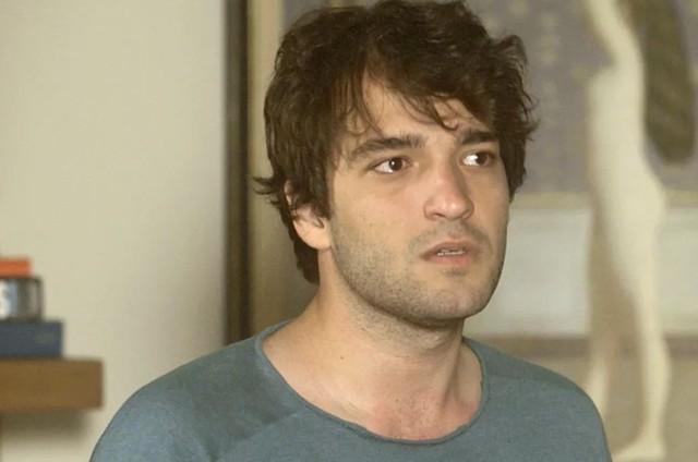 Humberto Carrão, o Tiago de 'A lei do amor' (Foto: TV Globo)