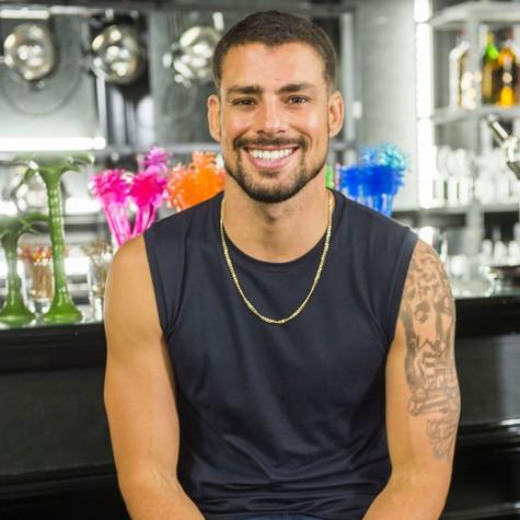 Cauã Reymond (Foto: TV Globo)