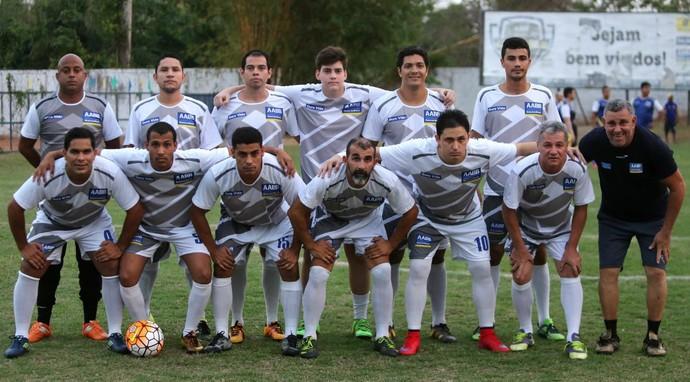 Ouro Vida vence Copa Ouro de Futebol Soçaite Livre  (Foto: Gleison Morais/Arquivo Pessoal)