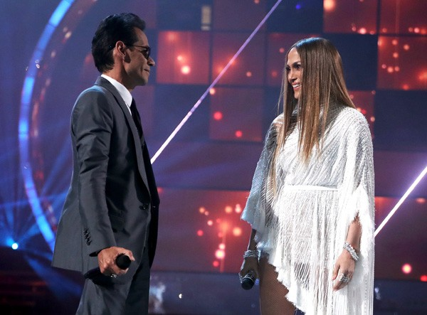 Jennifer Lopez e Marc Anthony (Foto: Getty Images)