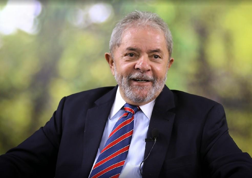 Ex-presidente Luiz Inácio Lula da Silva é réu em dois processos da Lava Jato na Justiça Federal do Paraná (Foto: Ricardo Stuckert/Instituto Lula)