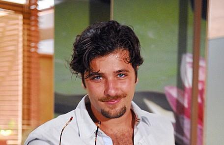 Como o adúltero Berilo em 'Passione' (2010) TV Globo
