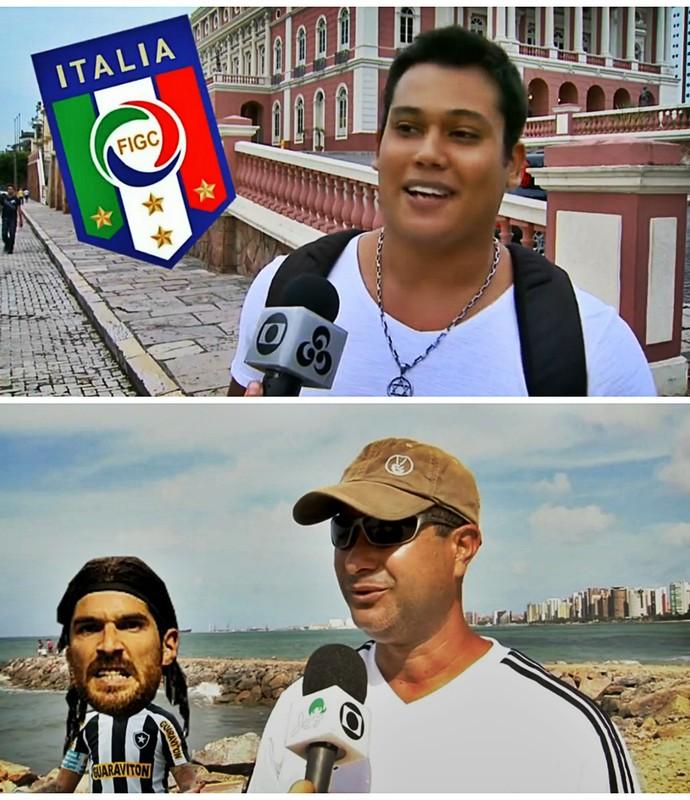 Povo fala vc convoca (Foto: Reprodução TV Globo)
