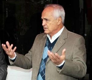 Carlos Augusto de Barros e Silva, o Leco, diretor do São Paulo (Foto: Site Oficial / saopaulofc.net)