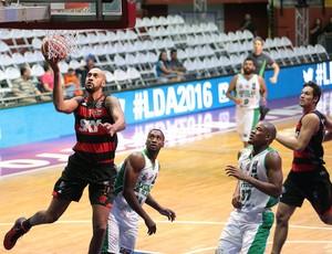 Marquinhos Flamengo Aguilas de Tunja Liga das América basquete (Foto: Jose Jimenez-Tirado/FIBA Americas)