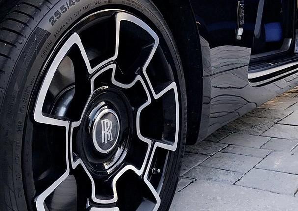 Rolls-Royce2 (Foto: Reprodução/Instagram)