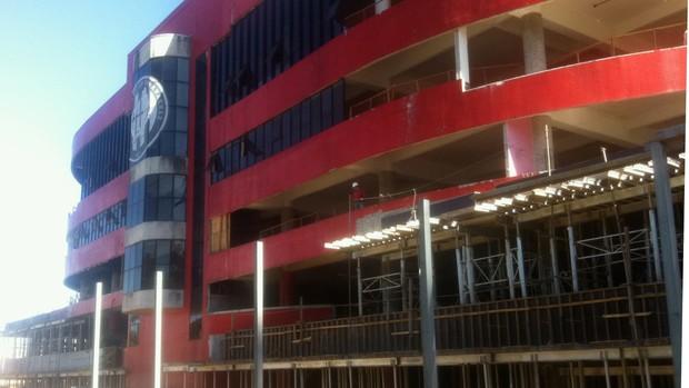 Arena da Baixada, estádio do Atlético-PR (Foto: Fernando Freire)