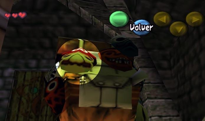 Máscara do Mario (Foto: Reprodução)