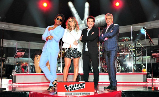 The Voice Brasil (Foto: Rede Globo/Alex Carvalho)