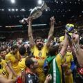 Bruninho e Lucão são campeões na Itália (Federação italiana de Vôlei)
