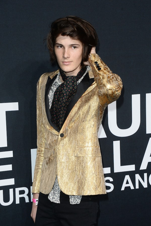 O modelo Dylan Brosnan (Foto: Getty Images)