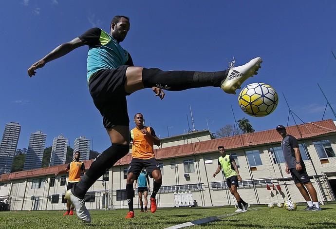 Bruno Silva, Botafogo (Foto: Vitor Silva/SSPress/Botafogo)