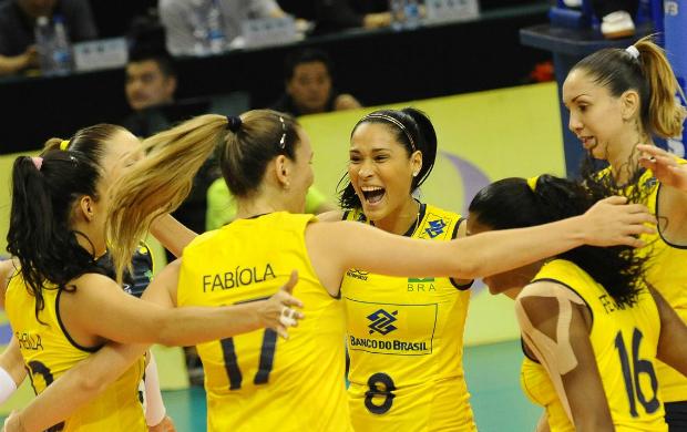 Brasil vôlei Grand Prix (Foto: Divulgação/FIVB)
