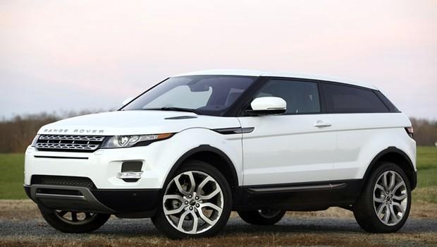 Land Rover Evoque (Foto: Land Rover)