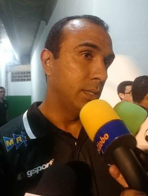 Tupi-MG Boa Esporte Felipe Surian (Foto: Bruno Ribeiro)