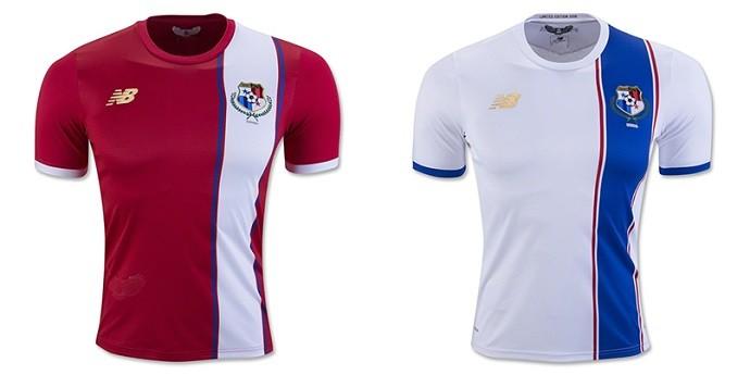 Camisa Panamá Copa América Centenario
