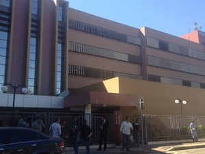 Ministério Público de Goiás, em Goiânia (Foto: Vanessa Martins/ G1)
