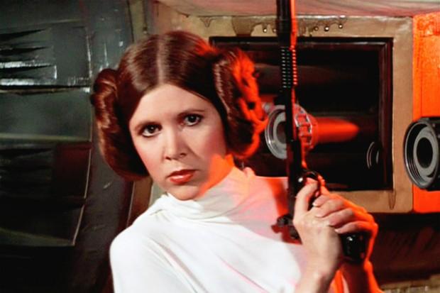Princesa Leia (Foto: Divulgação)