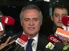 Declaração de Renan provoca reações no STF e no Congresso