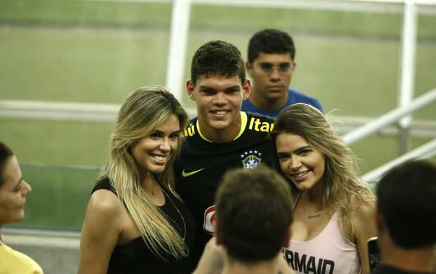 Natal - Ayrton - Fluminense - seleção brasileira - Arena das Dunas