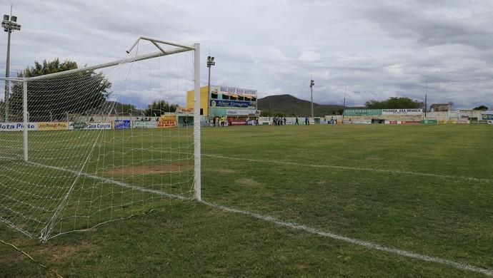 Estádio Arnon de Mello, em Santana (Foto: Ailton Cruz/ Gazeta de Alagoas)