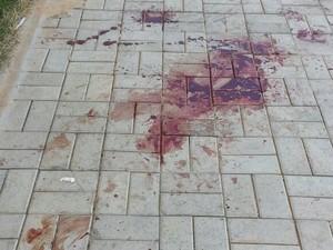 Estudante morre após ser atingida por 40 golpes de faca em Petrolina (Foto: Leciane Lima / TV Grande Rio)