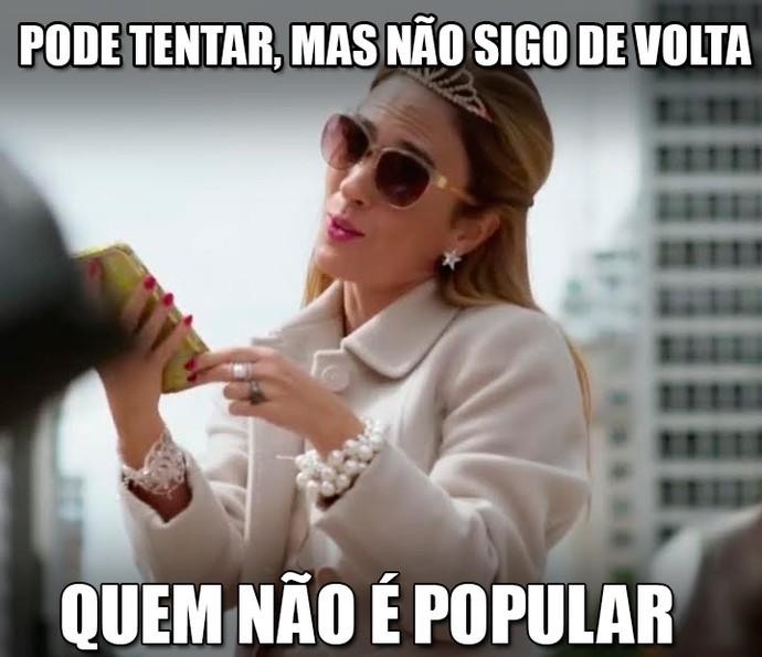 Fedora - meme 7 (Foto: TV Globo)