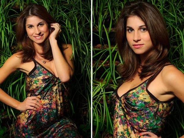 Nada melhor que tecidos leves e coloridos para dar frescor ao verão (Foto: TV Globo/Alex Carvalho)