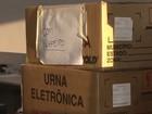 412 urnas eletrônicas apresentam problemas nesta manhã, no Ceará