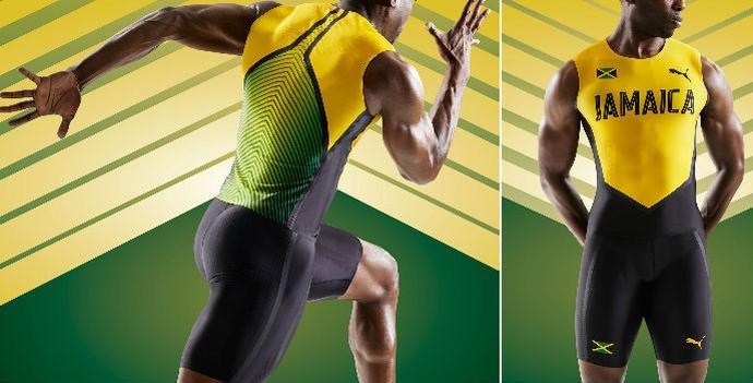 uniforme; atletismo; jamaica; puma (Foto: Divulgação/Puma)