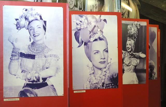 Museu Carmen Miranda (Foto: Secretaria de Estado de Cultura do Rio de Janeiro)