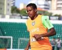 Elicarlos pede apoio da torcida para superar goleada que eliminou Figueira