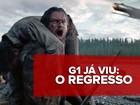 'O regresso' tortura Leonardo DiCaprio em direção ao Oscar; G1 já viu