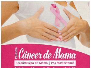 Câncer de mama Petrópolis (Foto: Divulgação/HST)