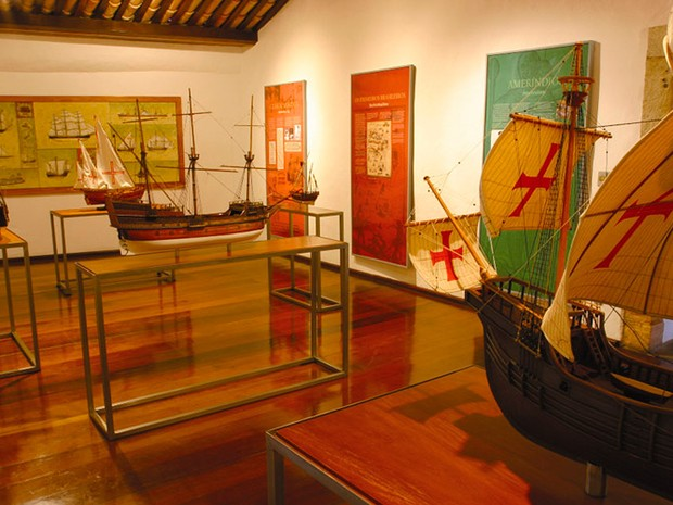 Museu Náutico da Bahia (Foto: Museu Náutico da Bahia/ Divulgação)
