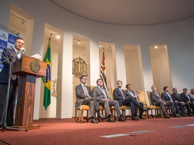 Governador Geraldo Alckmin liberou recursos para cidades do litoral e Vale (Foto: Divulgação)