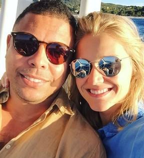 Ronaldo e Celina Locks (Foto: Reprodução/Instagram)