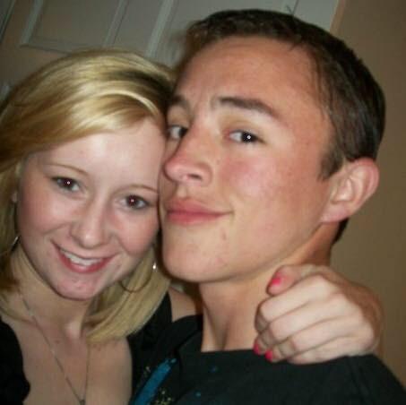 Dalton Prager e Katie Prager (Foto: Reprodução/Facebook)
