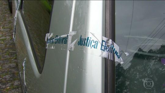 Justiça eleitoral coíbe propaganda eleitoral irregular em Magé, RJ