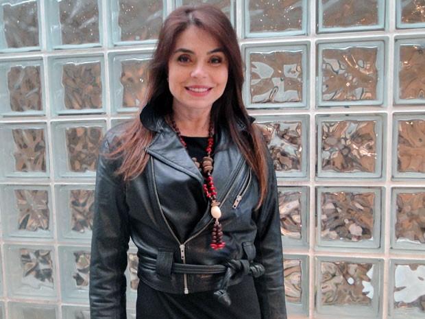 Françoise Forton (Foto: Encontro com Fátima Bernardes/TV Globo)