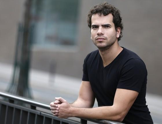 O jovem matemático brasileiro Artur Avila é um dos maiores nomes da área (Foto: Divulgação)