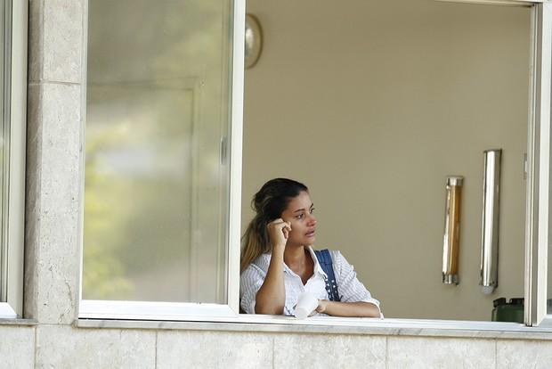 Cuidadora do Elias Gleizer (Foto: Marcos Serra Lima / EGO)