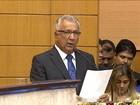 Vice-governador de Sergipe, Jackson Barreto assume cargo de governador