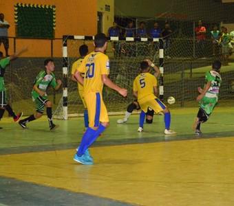Taça Roraima de Futsal Sub-17 (Foto: Nailson Wapichana)