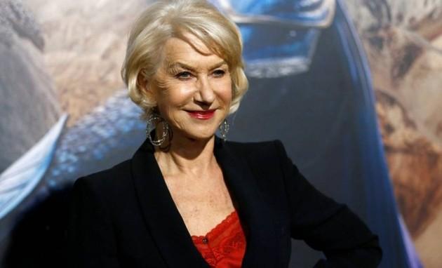 Helen Mirren será Catarina, a Grande em minissérie da HBO
