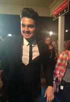 Luan Santana chega atrasado ao Prêmio Multishow: 'Muito trânsito'