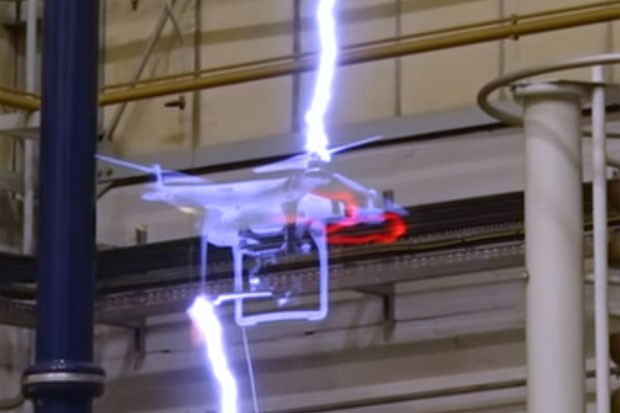 Drone (Foto: Reprodução)