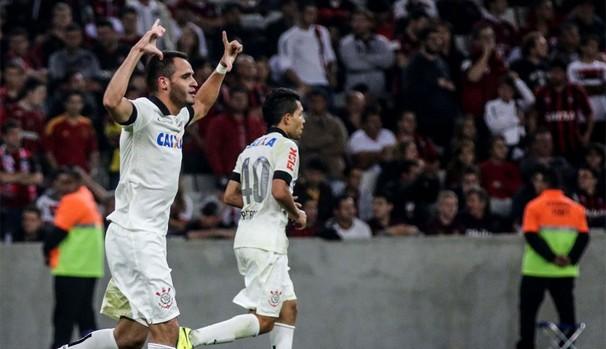 Corinthians (Foto: Reprodução Globo Esporte)