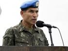 General do Brasil é convidado para comandar missão de paz no Congo