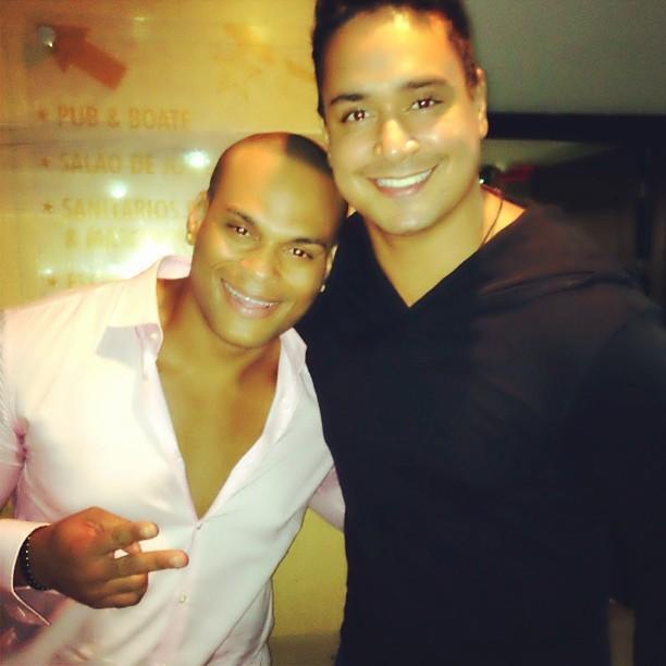 Tony Salles e Xanddy (Foto: Instagram/ Reprodução)